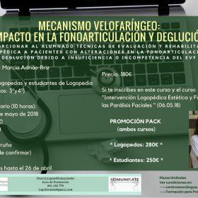 1Mecanismo Velofaríngeo. Marcia 05.06.18